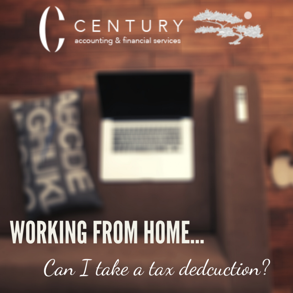 Working From Home – Can I Take A Tax Deduction?