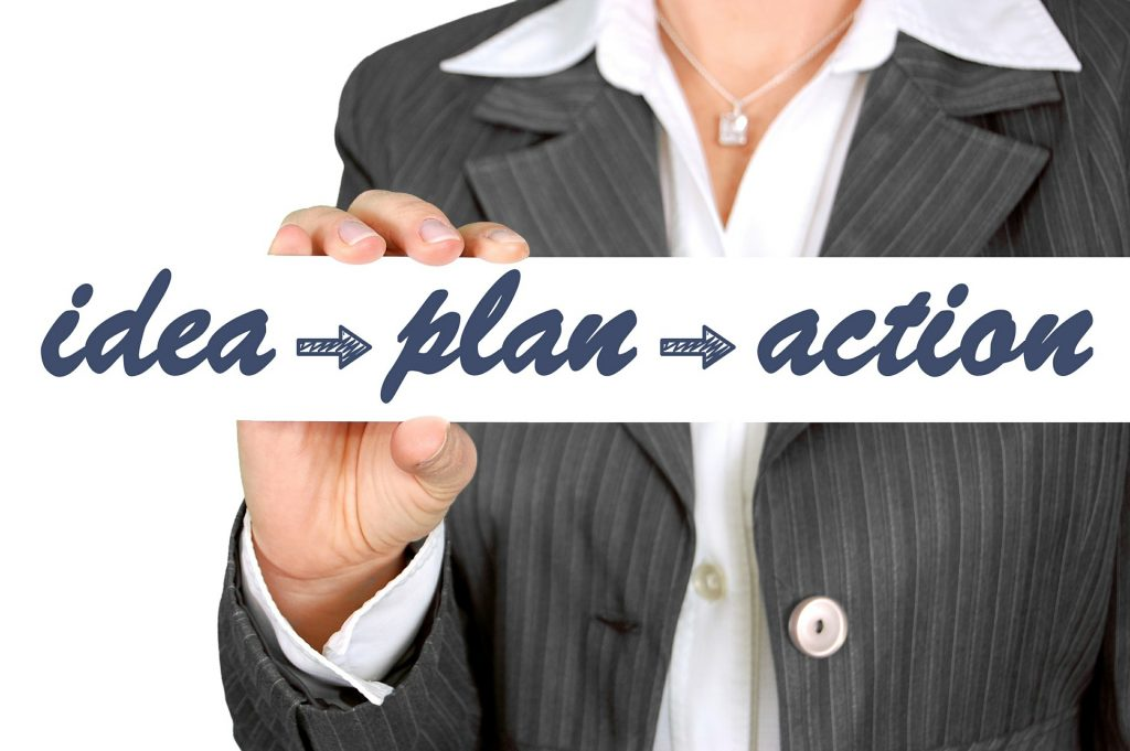 business plan operational and financial objectives