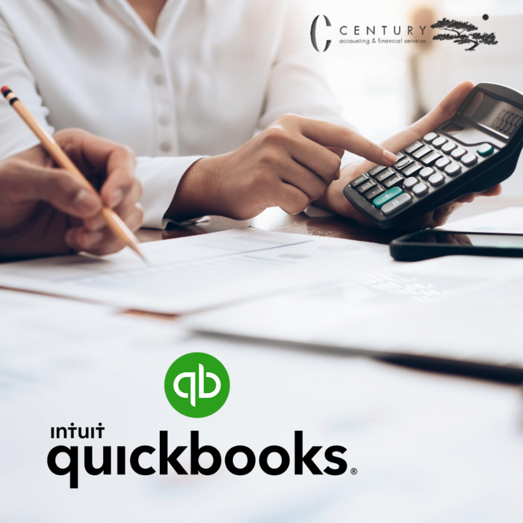 QuickBooks people working at desk
