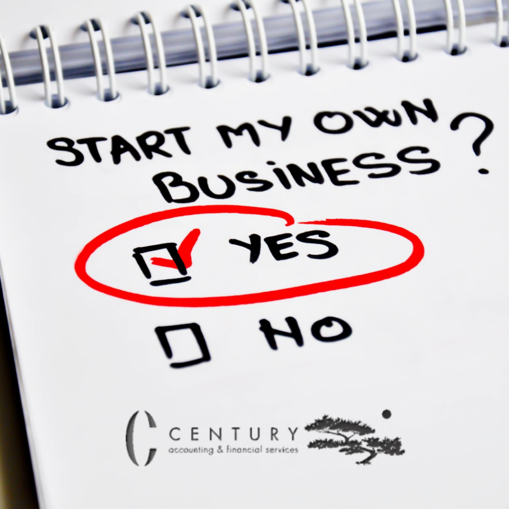 start your own business yes or no