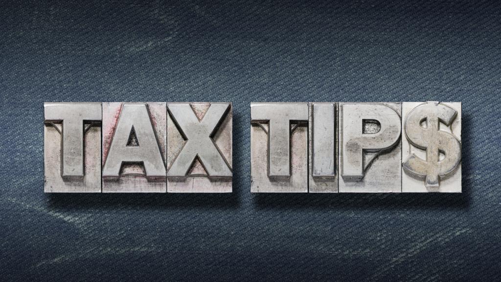 tax liability tax planning